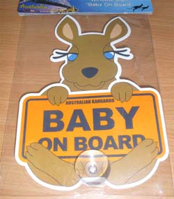 Swinger - Baby on board