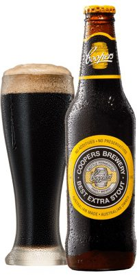 Coopers - extra stout - bier
