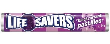 Lifesavers - Blackcurrent