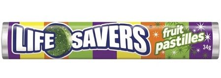 Lifesavers - Fruit pastilles