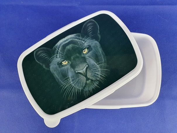 Lunchbox - Black panter