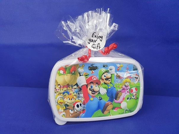 Lunchbox - Super Mario