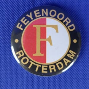 BUTTON - feyenoord