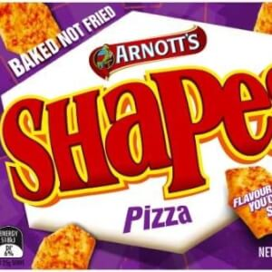 Shapes - Pizza