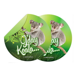 G'day Koala® - Sticker